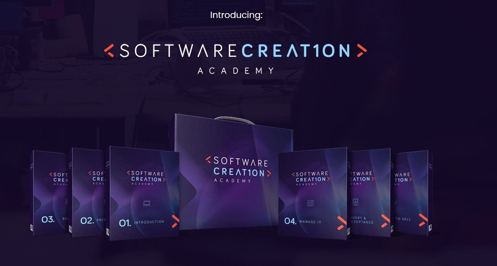 Download Software Creation Academy By Martin Crumlish