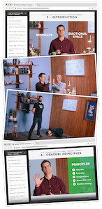 make your ads funny course collage 1