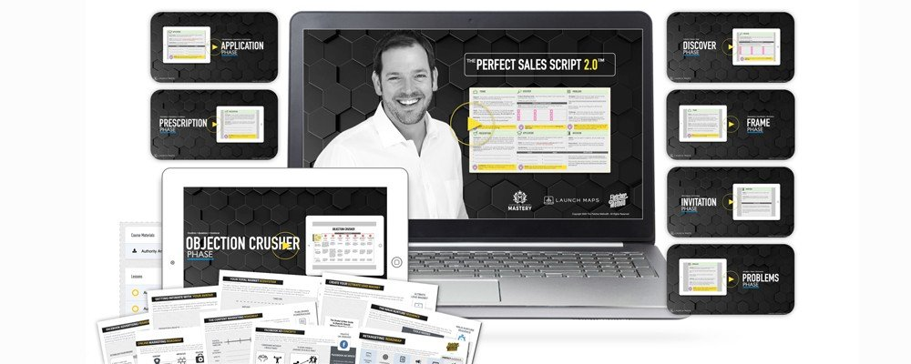 Perfect Sales Script 2.0 By Aaron