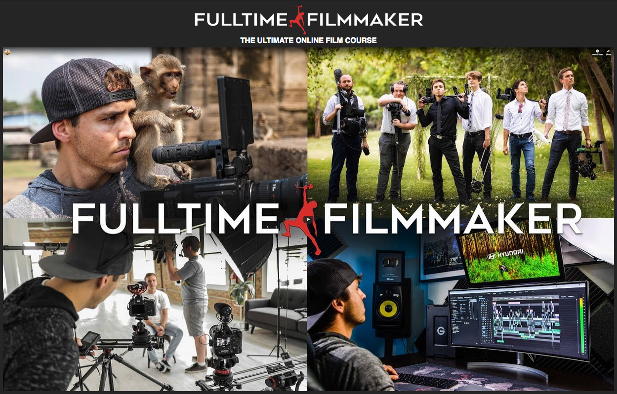 Parker Walbeck – Full Time Filmmaker