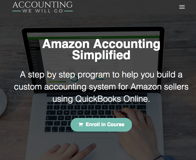 [Special Offer] Anna Hill – Amazon Accounting Simplified