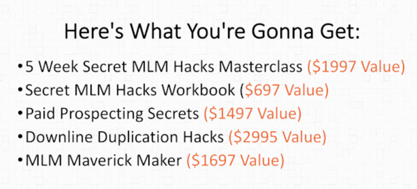 Screenshot 2019 07 23 Get Started With Secret MLM Hacks