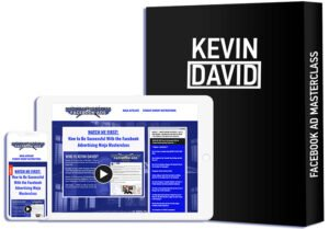 Facebook Ads Ninja Masterclass Review FB Ordering Page 1