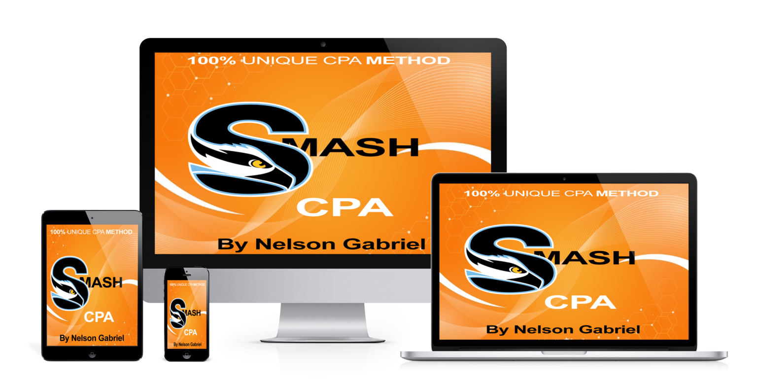 [Free Download] Nelson Gabriel – Smash CPA