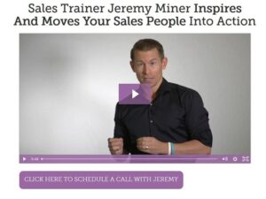 Jeremy Miner Objections Masterclass FB
