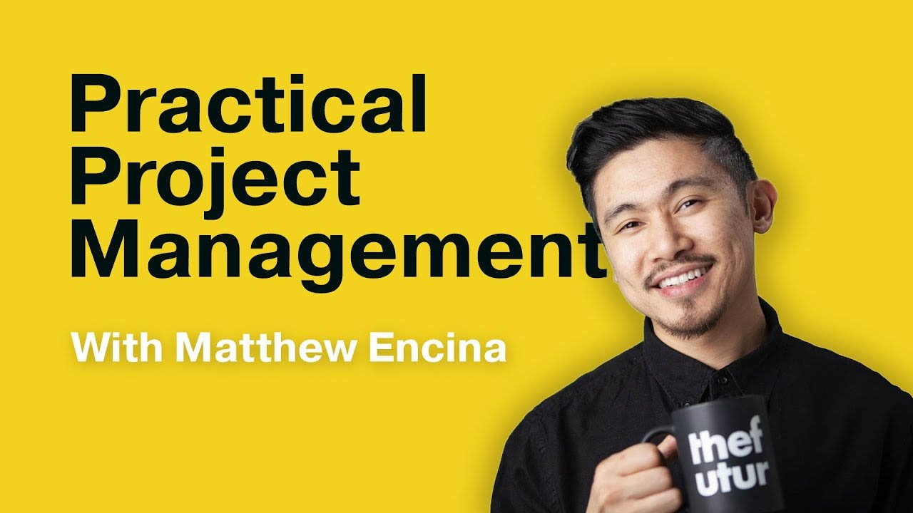 Matthew Encina – Practical Project Management