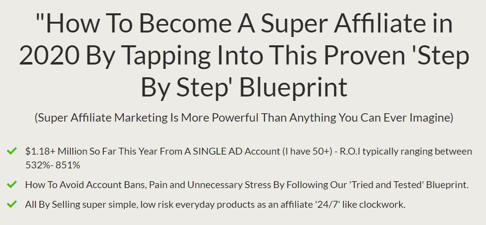 Super Affiliate Mastery Download