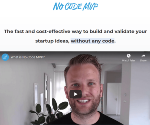 Bram Kanstein – No Code MVP - WSO Downloads