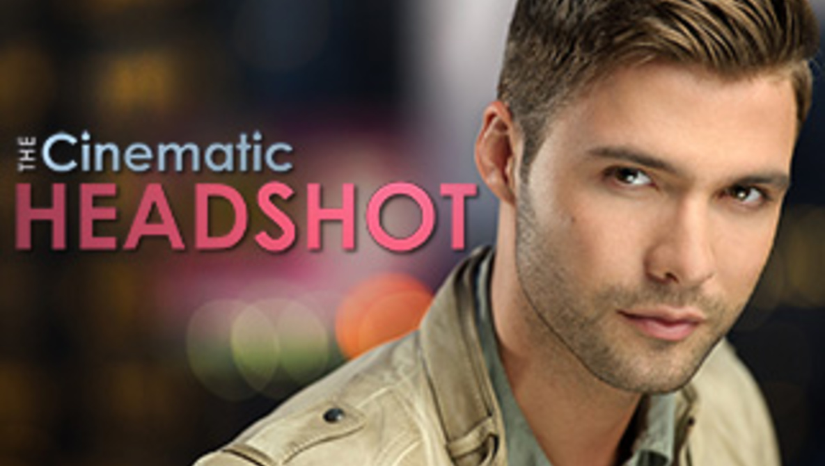 Dylan Patrick – The Cinematic Headshot