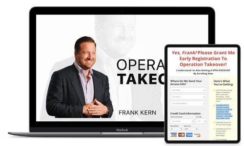 FRANK KERN – OPERATION TAKEOVER