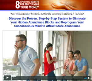 Mary Morrisey – 8 Spiritual Secrets for Multiplying Your Money Download