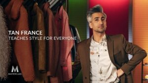 Tan France Teaches Style for Everyone