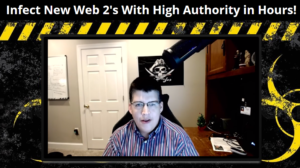 infect New Web 2 With High Authority in Hours