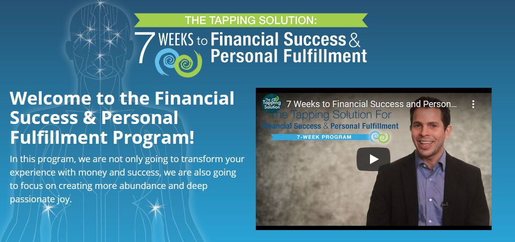 Nick Ortner – 7 Weeks to Financial Success & Personal Fulfillment