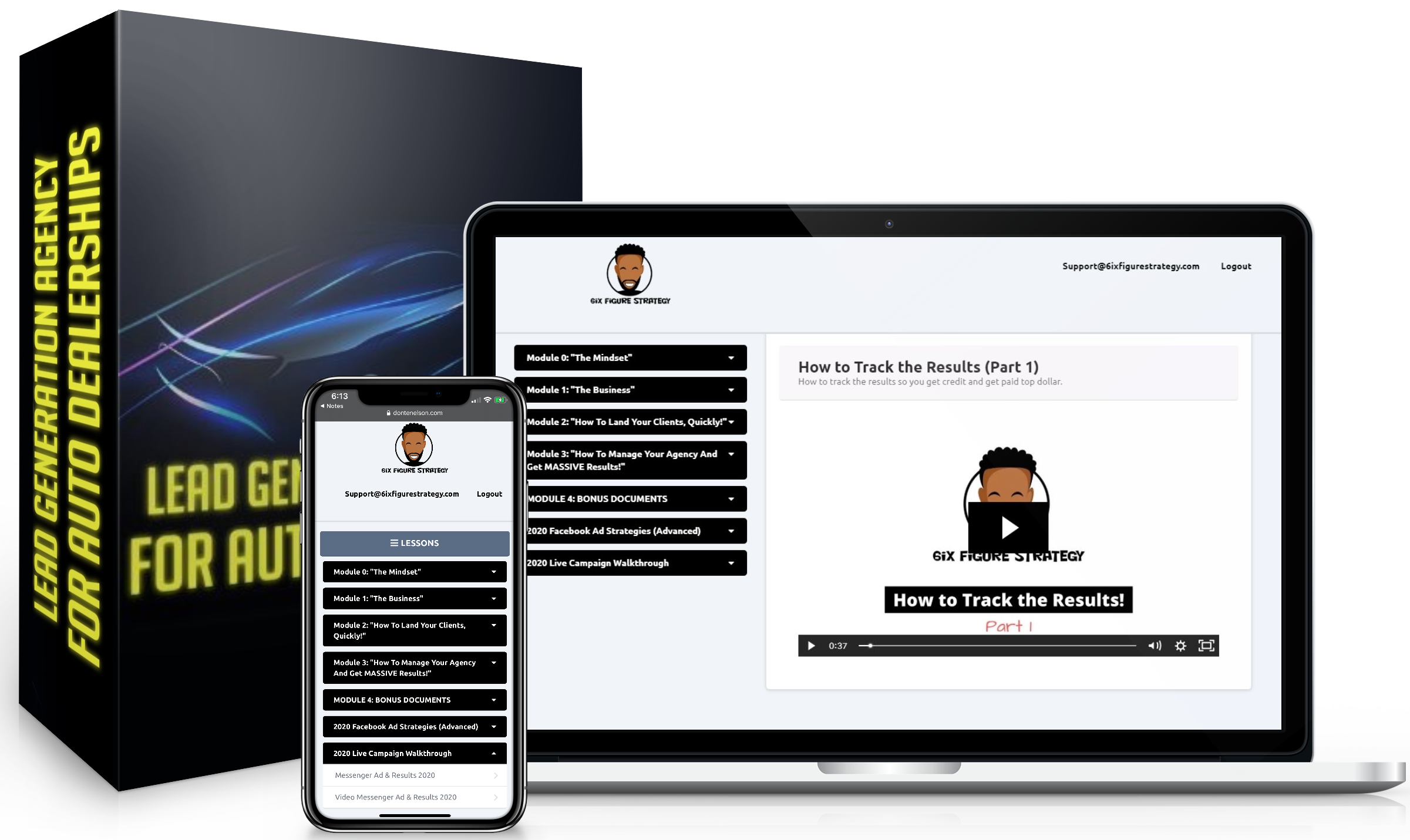 Te Nelson – Lead Generation Agency for Auto Dealerships