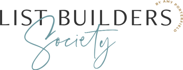 Amy Porterfield – List Builders Society