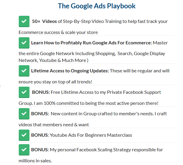 Nik Armenis - Ecom Nomads The Google Ads Playbook Download