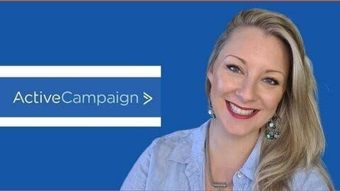 Sarah Cordiner – ActiveCampaign Email Automation Masterclass