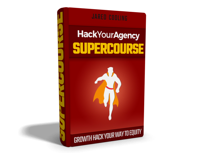 Jared Codling – Hack Your Agency Super Course