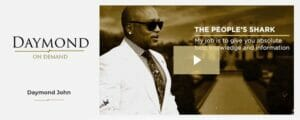 Daymond John – Daymond on Demand 1