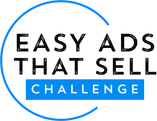 Easy Ads That Sell Challenge Logo
