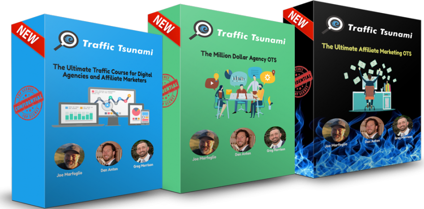 OMG Machines – Definitive Traffic Tsunami – DC2021