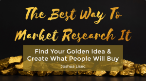 The Best Way To Market Research It - WSO Downloads