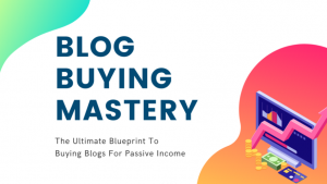 Grant Bartel – How To Buy Blogs That Generate Income