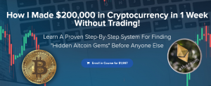 How I Made $200,000 in Cryptocurrency in 1 Week Without Trading